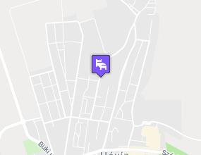 Főnix Club Hotel & Wellness a térképen